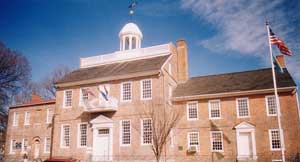 Photo of Old New Castle Courthouse