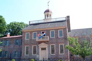 Historic New Castle County Courthouse