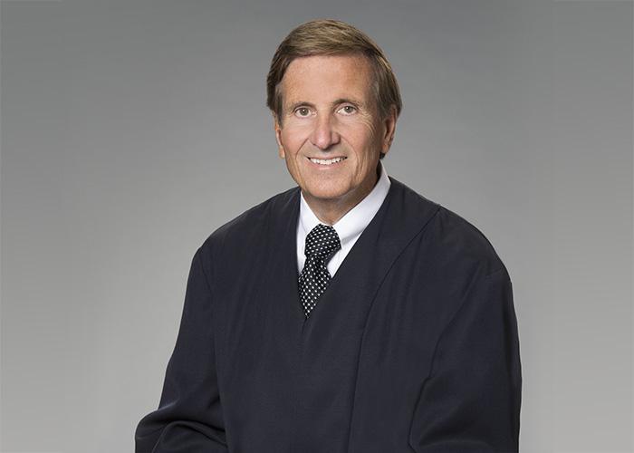 Justice Randy J. Holland Announces Retirement